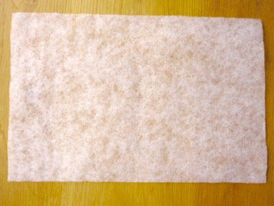 ミトン・鍋つかみで使う中綿