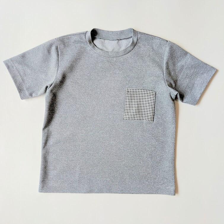 キッズポケットTシャツ全体